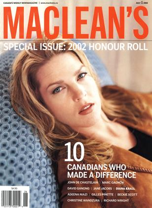 Cover for the July 1 2002 issue