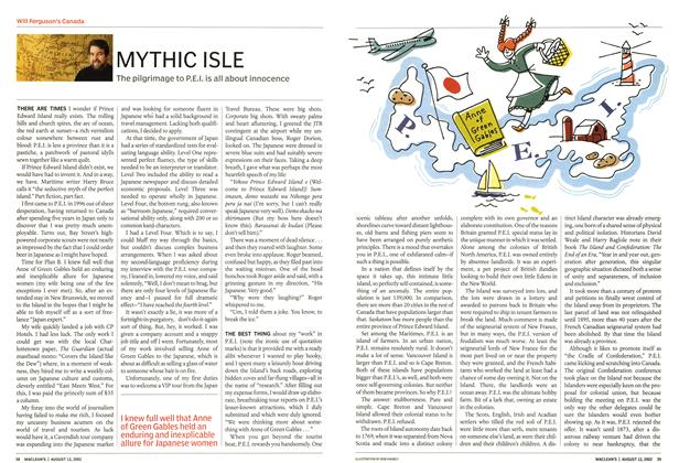 MYTHIC ISLE