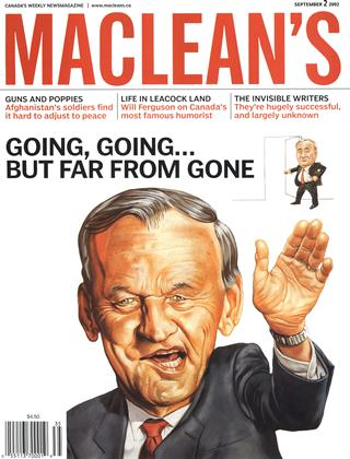 Cover for the September 2 2002 issue