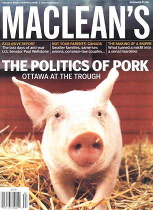 Cover for the November 4 2002 issue