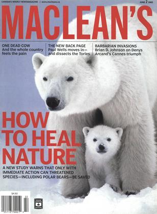 Cover for the June 2 2003 issue
