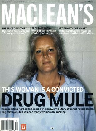 Cover for the July 28 2003 issue