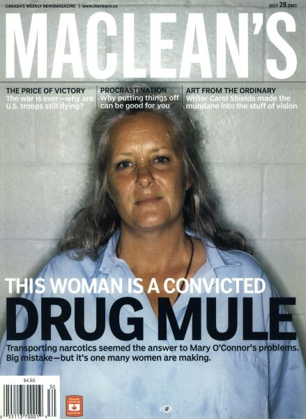 Issue: - July 2003 | Maclean's
