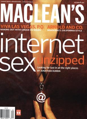 Cover for the October 6 2003 issue