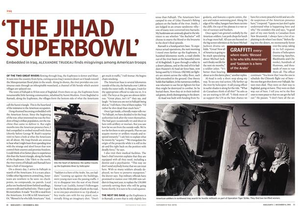 THE JIHAD SUPERBOWL'