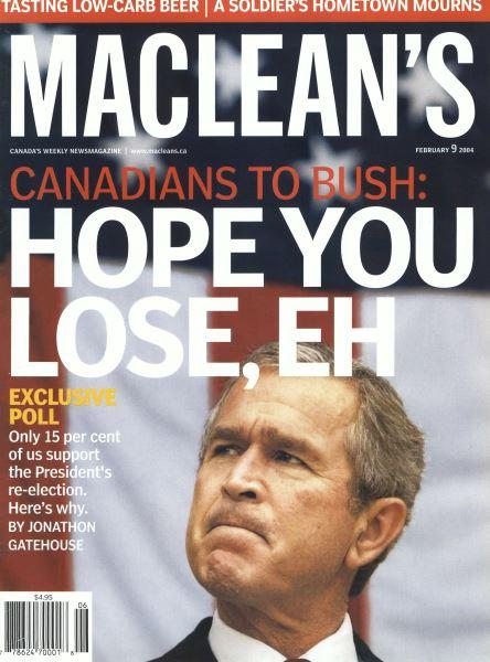 Issue: - February 2004 | Maclean's