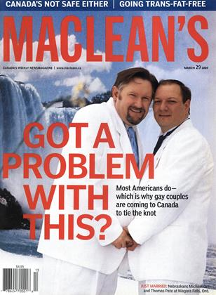Cover for the March 29 2004 issue