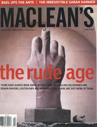 Cover for the April 5 2004 issue