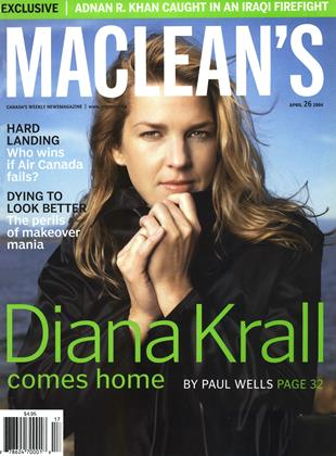 Cover for the April 26 2004 issue