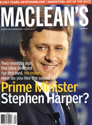 Cover for the June 14 2004 issue