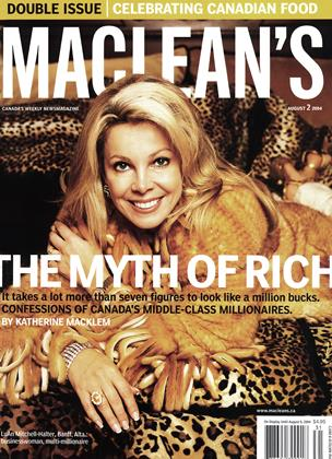 Cover for the August 2 2004 issue