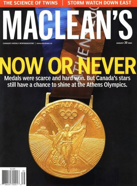 Issue: - August 2004 | Maclean's