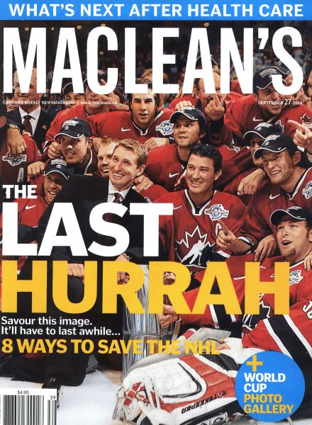 Issue: - September 2004 | Maclean's