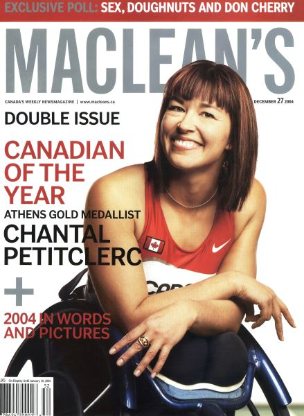 Issue: - December 2004 | Maclean's