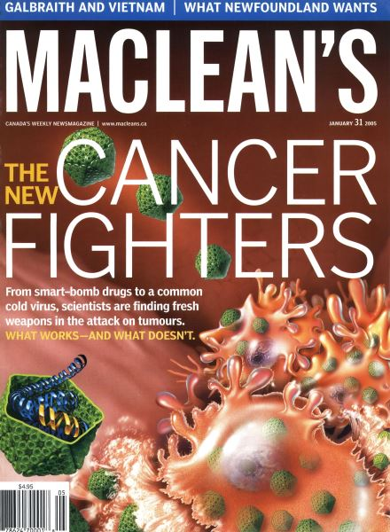 Issue: - January 31st 2005 | Maclean's