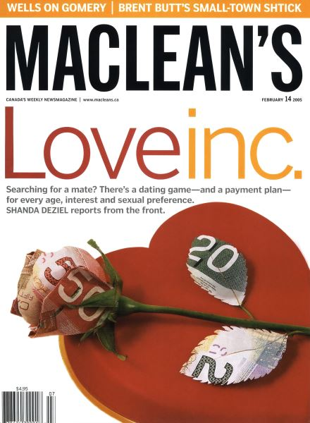 Issue: - February 14th 2005 | Maclean's