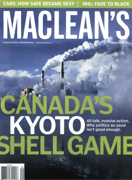 Issue: - February 28th 2005 | Maclean's