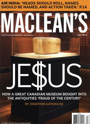 Cover for the March 28 2005 issue