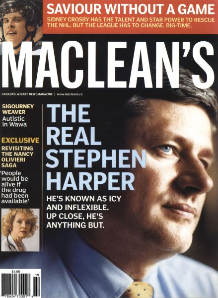 Issue: - May 9th 2005 | Maclean's