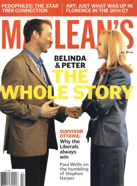 Issue: - May 30th 2005 | Maclean's