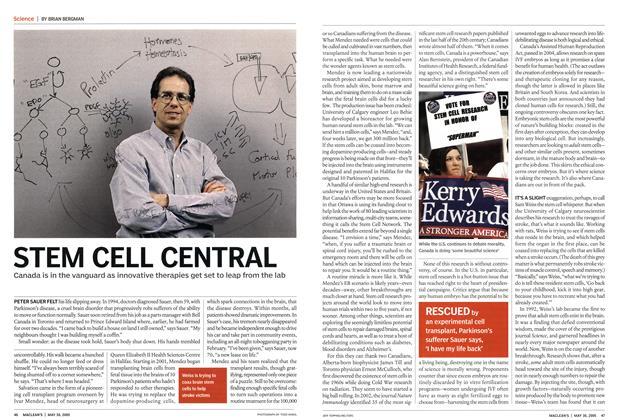 STEM CELL CENTRAL