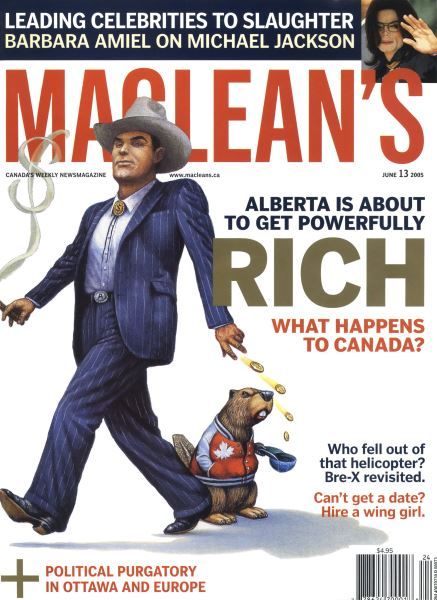 Issue: - June 13th 2005 | Maclean's