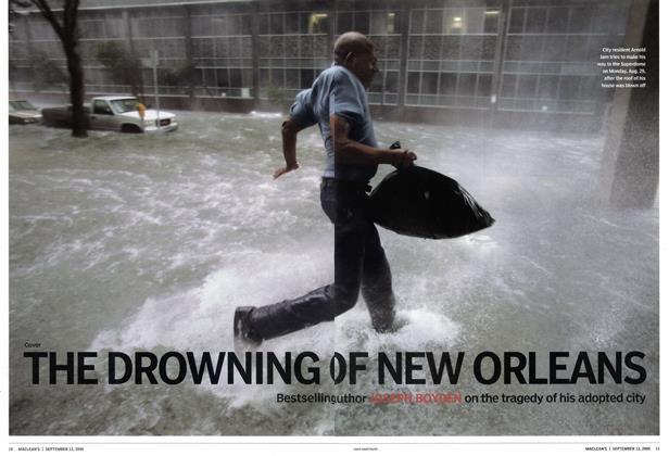 THE DROWNING OF NEW ORLEANS