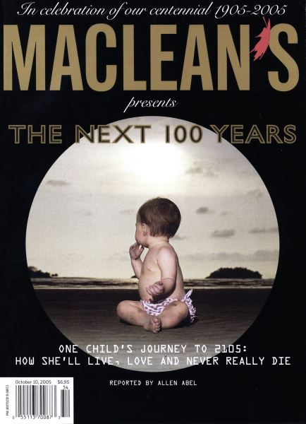 Issue: - October 10th 2005 | Maclean's