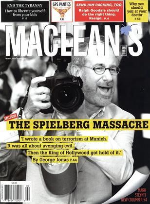 Cover for the January 9 2006 issue