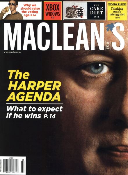 Issue: - JAN 16th 2006 | Maclean's
