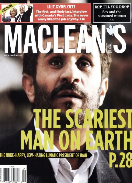 Issue: - JAN 23 2006 | Maclean's