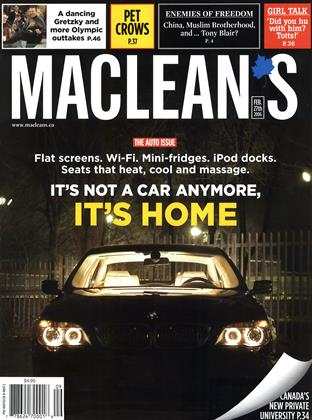 Cover for the February 27 2006 issue
