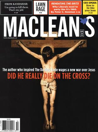 Cover for the April 3 2006 issue