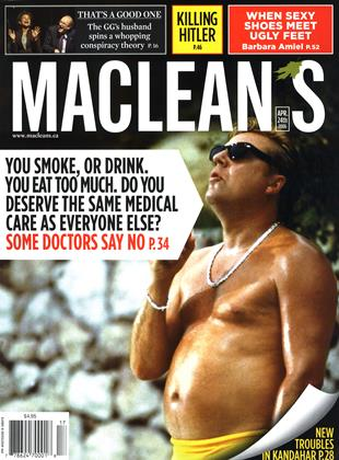 APR. 24th 2006 | Maclean's