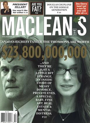 MAY 8th 2006 | Maclean's