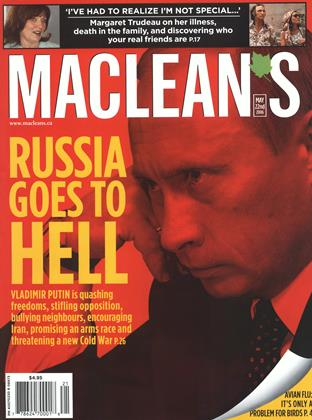 MAY 22nd 2006 | Maclean's