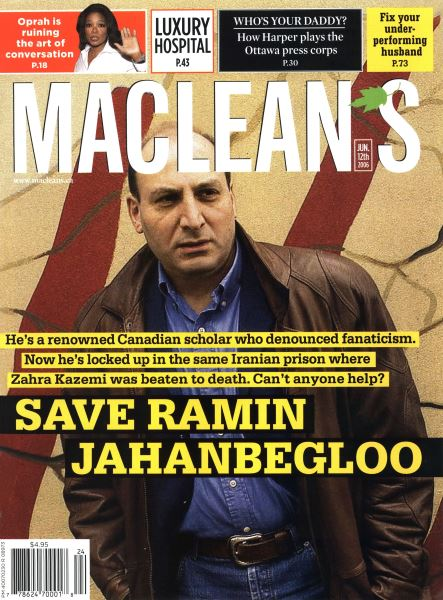 Issue: - JUN. 12th 2006 | Maclean's