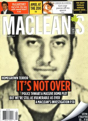 JUN. 19th 2006 | Maclean's