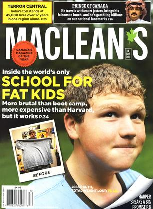 JUL 24th 2006 | Maclean's