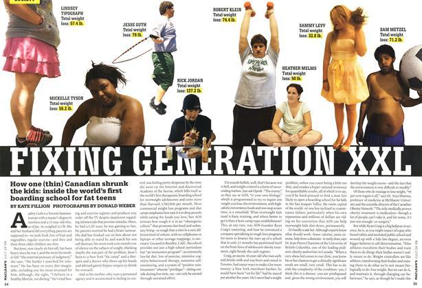 FIXING GENERATION XXL