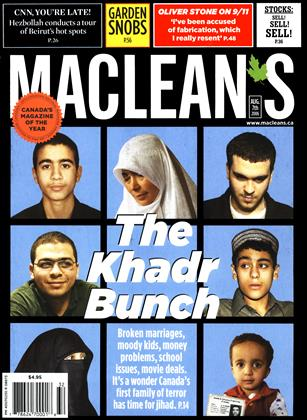 AUG. 7th 2006 | Maclean's