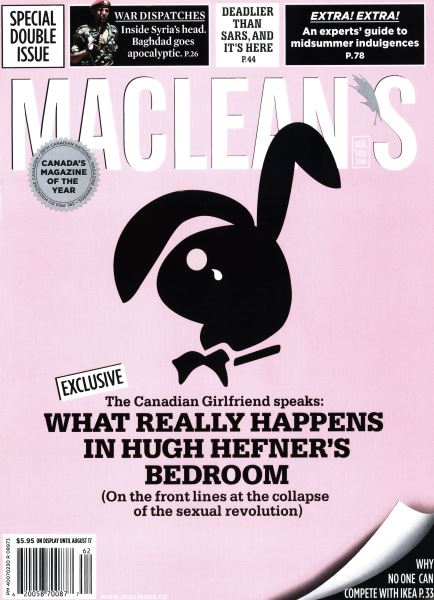 Issue: - AUG. 14th 2006 | Maclean's