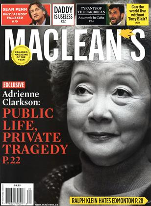 SEPT. 25th 2006 | Maclean's