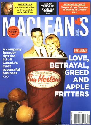 Cover for the October 16 2006 issue