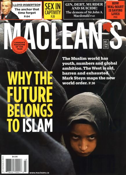 Issue: - OCT. 23rd 2006 | Maclean's