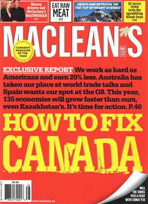NOV. 27th 2006 | Maclean's