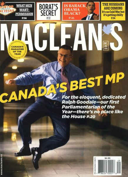 Issue: - DEC. 4th 2006 | Maclean's