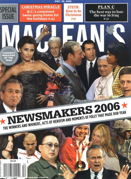 Issue: - December 2006 | Maclean's
