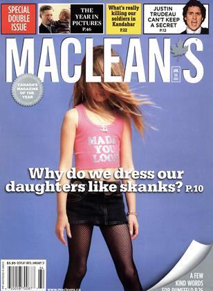 JAN. 1st 2007 | Maclean's