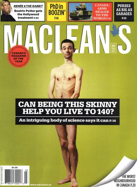 Issue: - JAN. 15th 2007 | Maclean's